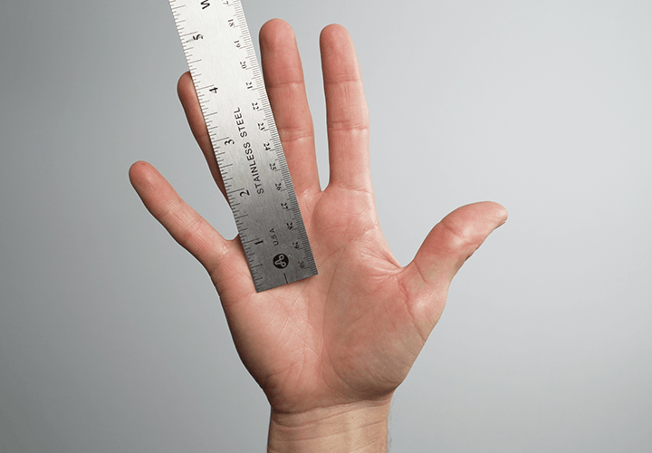 Selecting the Appropriate Grip Size: Measuring Your Hand