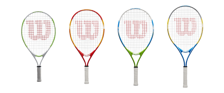 Tennis Racquet Grip Sizes for Kids by Height