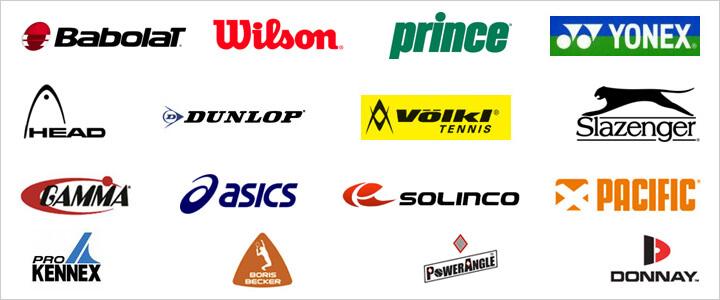 Image result for tennis equipment manufacturer