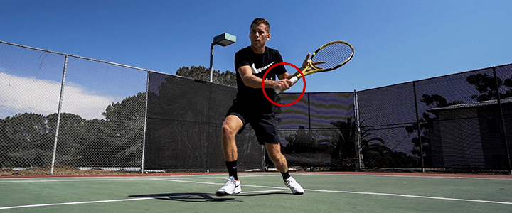 Continental Grip Tips Volleys