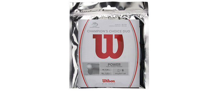 Wilson's Champions Choice - Best Hybrid