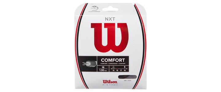 Wilson NXT - Best Multifilament