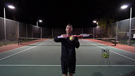 Video 11 - Mini Serve Progression