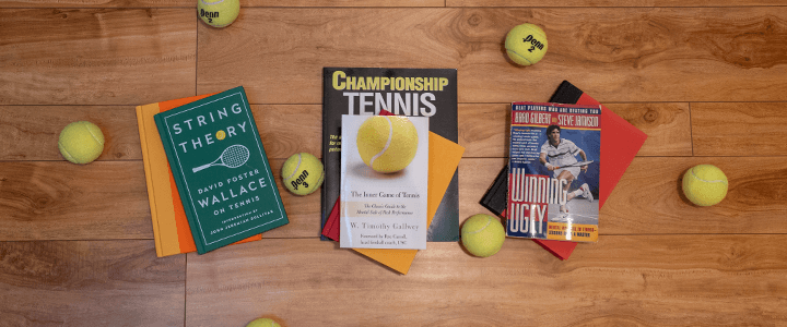 120 of the Best Tennis Books: Hand-picked Favorites
