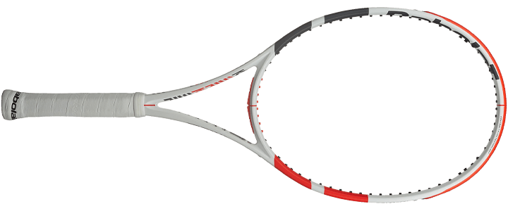 Babolat Pure Strike Modern Player's Type of Racquet Example