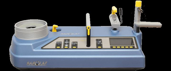 Babolat Racquet Diagnostic Center for Measuring Racquet Stiffness