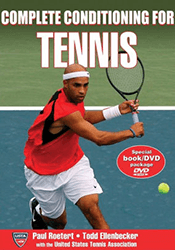 Complete Conditioning for Tennis by Paul Roetert