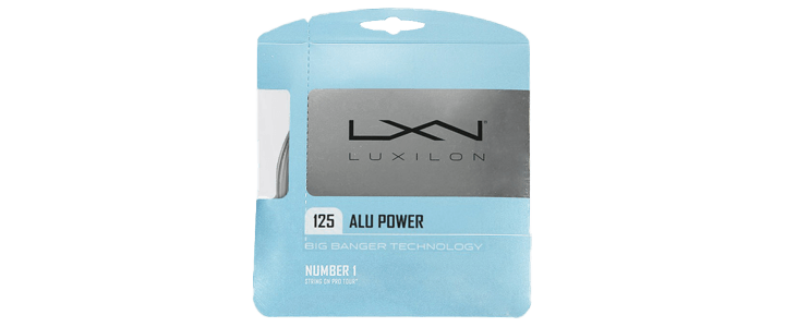 Luxilon ALU Power - Best Overall Polyester