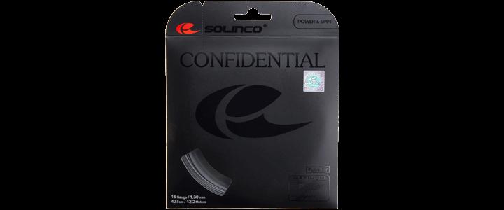 Solinco Confidential - Durability