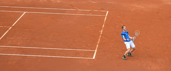 Tennis String Tension and the Pros Andy Murray