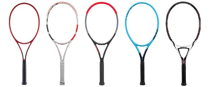 Tennis Racquet Head Size & Length
