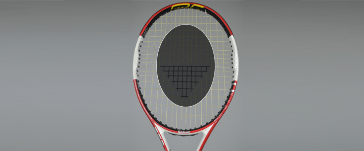 Tennis Racquet Sweet Spot & Head Size