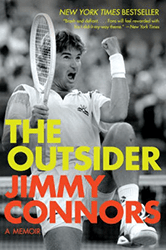 The Outsider by Jimmy Connors