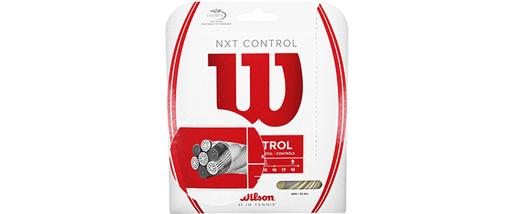 Wilson NXT Control Composite Tennis String