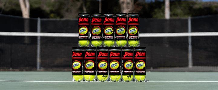 Bulk Tennis Balls: Best Deals for New & Used [Buyer's Guide]