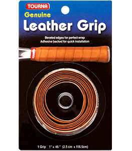 Types of Replacement Grips: Leather