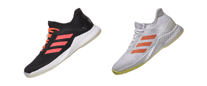 adidas Adizero Club: Lightweight Men's and Women's Tennis Shoe