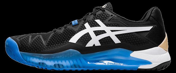 Asics Gel Resolution - Durability Tennis Shoe