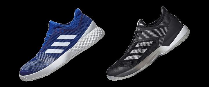 adidas Adizero Ubersonic 3: Men's & Women's Clay Court Tennis Shoe