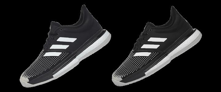 adidas SoleCourt Boost: Men's & Women's Clay Court Tennis Shoe