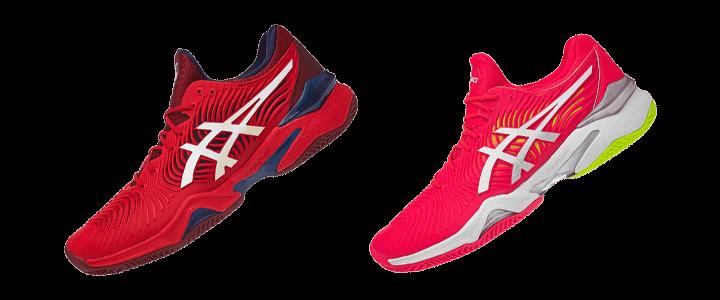 Asics Court FF 2: Men's & Women's Clay Court Tennis Shoe