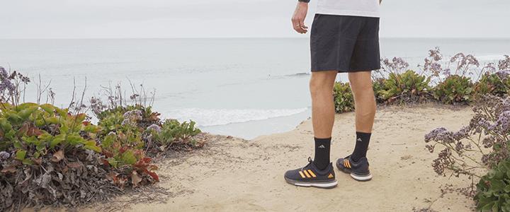 adidas SoleCourt Boost: Coast Run