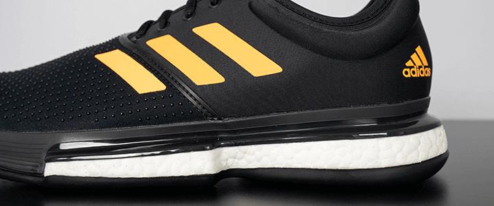 adidas SoleCourt Boost: Midsole