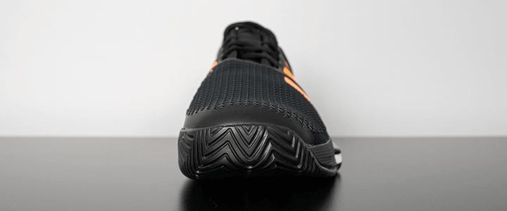 adidas SoleCourt Boost: Toe Guard