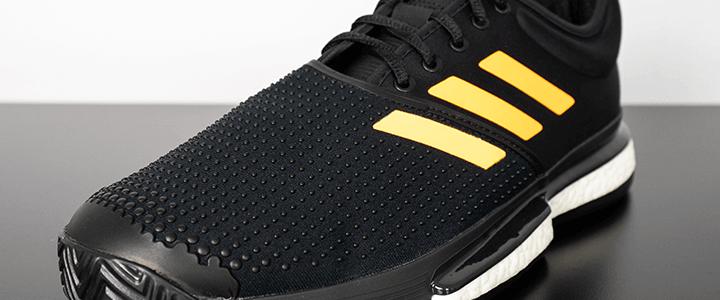 adidas SoleCourt Boost: Upper
