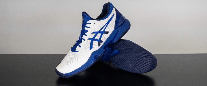 Asics Court FF 2: Stacked