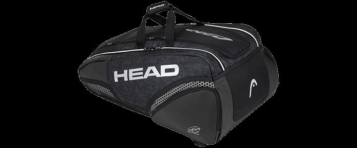 Head Djokovic Monstercombi - Tennis Racquet Bag