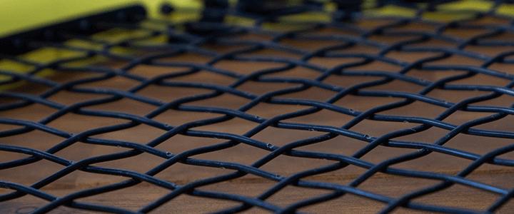 Babolat Pure Aero String Notches
