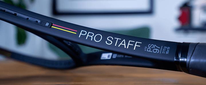 2020 Wilson Pro Staff 97 v13 Design