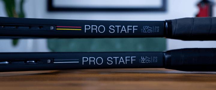 2020 Wilson Pro Staff 97 v13 Pro Staff Line