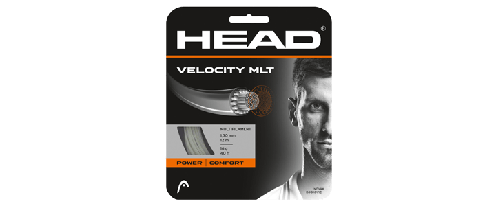 Head Velocity MLT Multifilament Tennis String