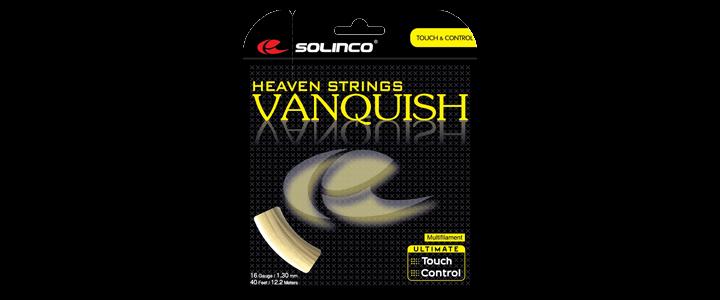Solinco Vanquish Multifilament Tennis String