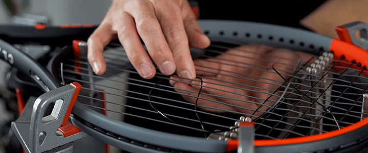 Stringing with Multifilaments