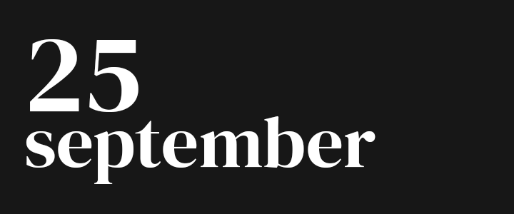 TennisCompanion Five Point Friday September 25, 2020