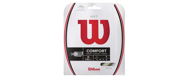 Wilson NXT Comfort Multifilament Tennis String