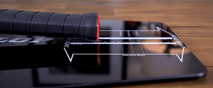 Wilson Pro Staff 97 v13 Balance Measurement