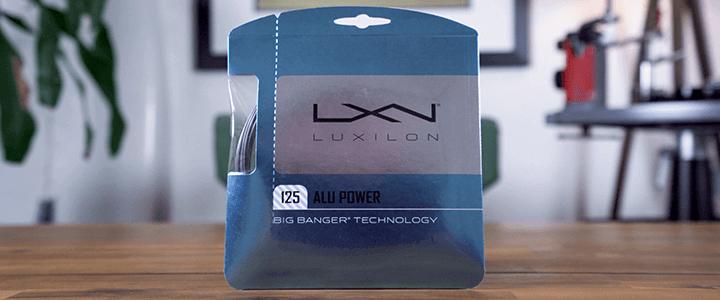 Wilson Pro Staff 97 v13 Luxilon ALU Power 1.25 Playtest String