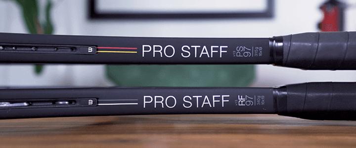 Pro Staff 97 v13 vs. RF97 v13