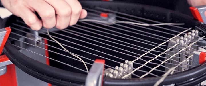Why Use Hybrid Tennis Strings?