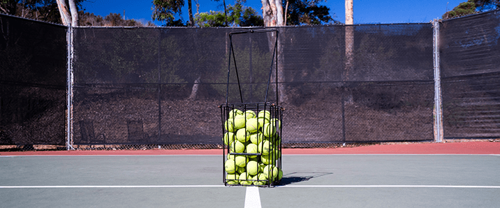 10 Best Tennis Ball Hoppers, Baskets, and More: Reviews & Guide