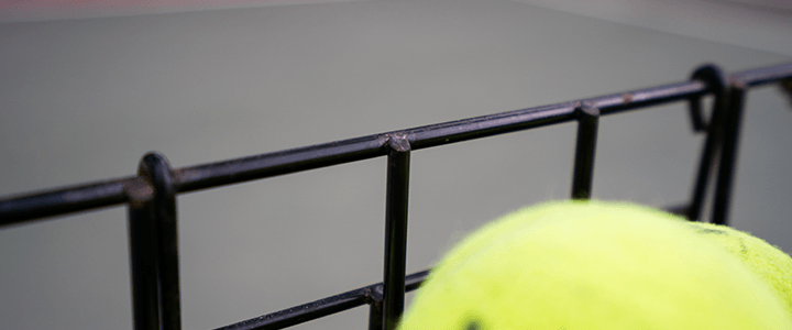 Tennis Ball Hopper Features to Consider - Construction