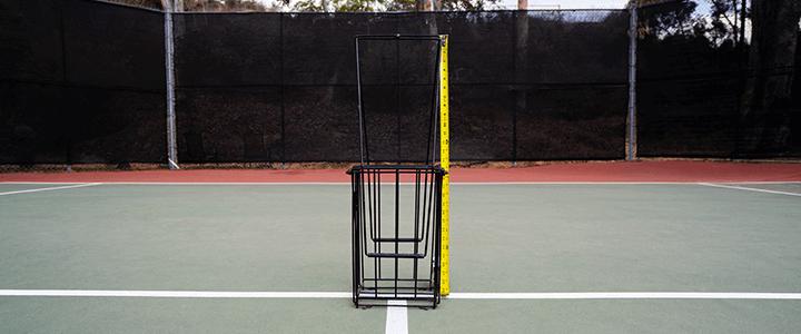 Tennis Ball Hopper Features to Consider - Height