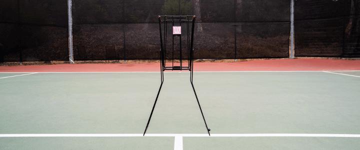 Tennis Ball Hopper Features to Consider - Legs