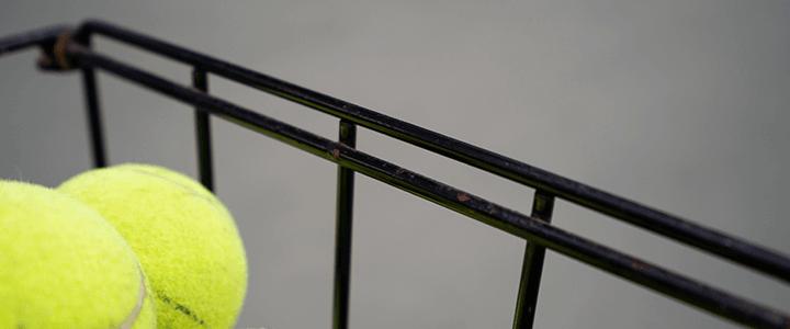 Tennis Ball Hopper Features to Consider - Materials