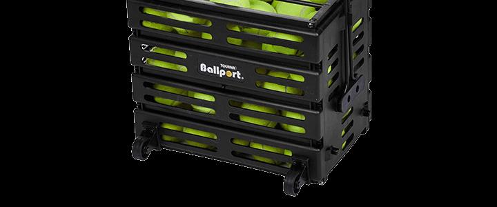 Tennis Ball Hopper Features to Consider - Wheels
