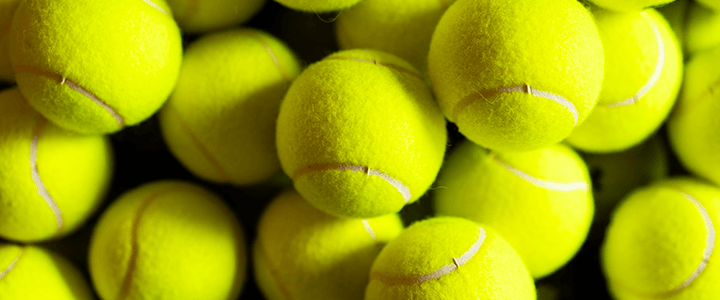 Tennis Balls for Your Hopper or Basket